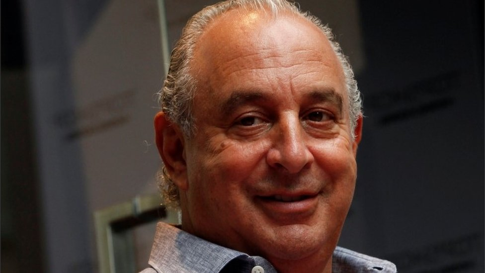 BHS: Philip Green demands 'immediate apology' from Frank Field