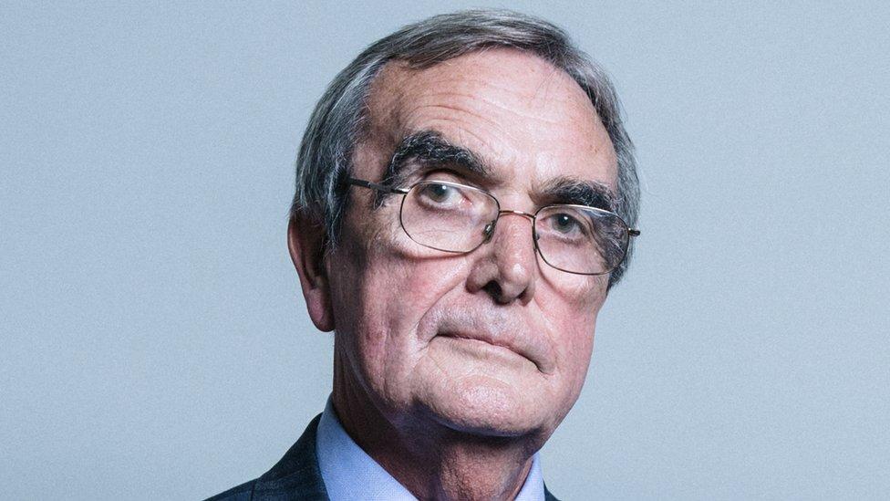 Birmingham LGBT school row: MP Roger Godsiff given warning