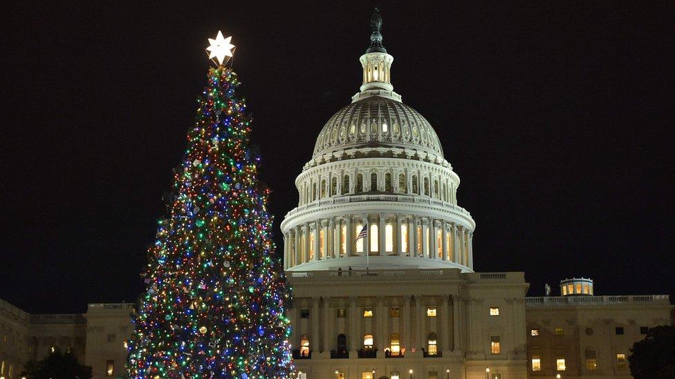 Washington DC, Amerika Serikat