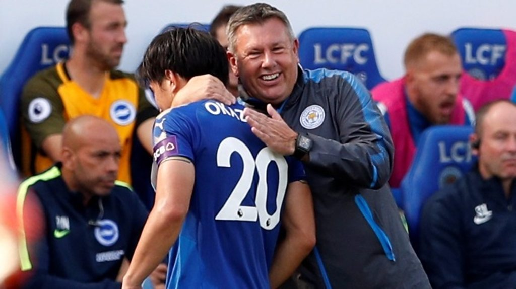 Leicester 2-0 Brighton: Professional Foxes win pleases Craig Shakespeare