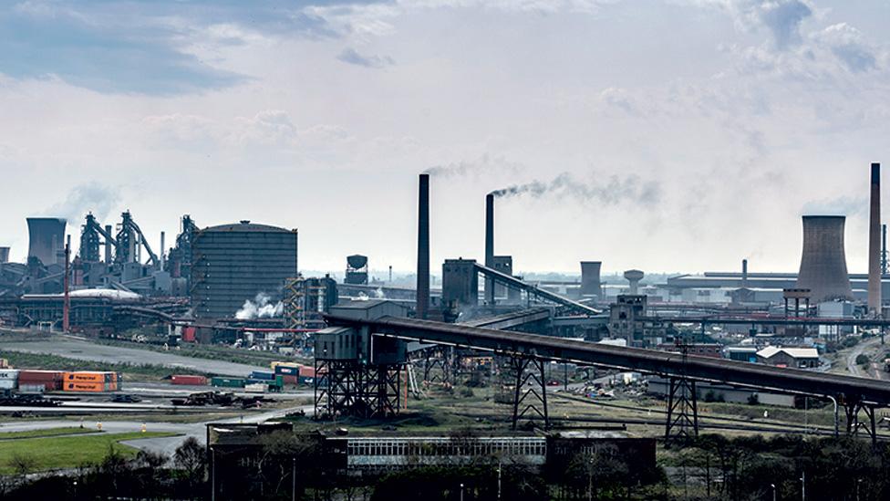 British Steel on verge of administration