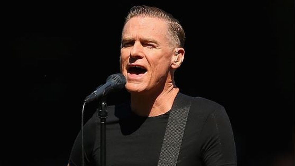 BBC News - Rock star Bryan Adams to play at Parc Eirias, Colwyn Bay
