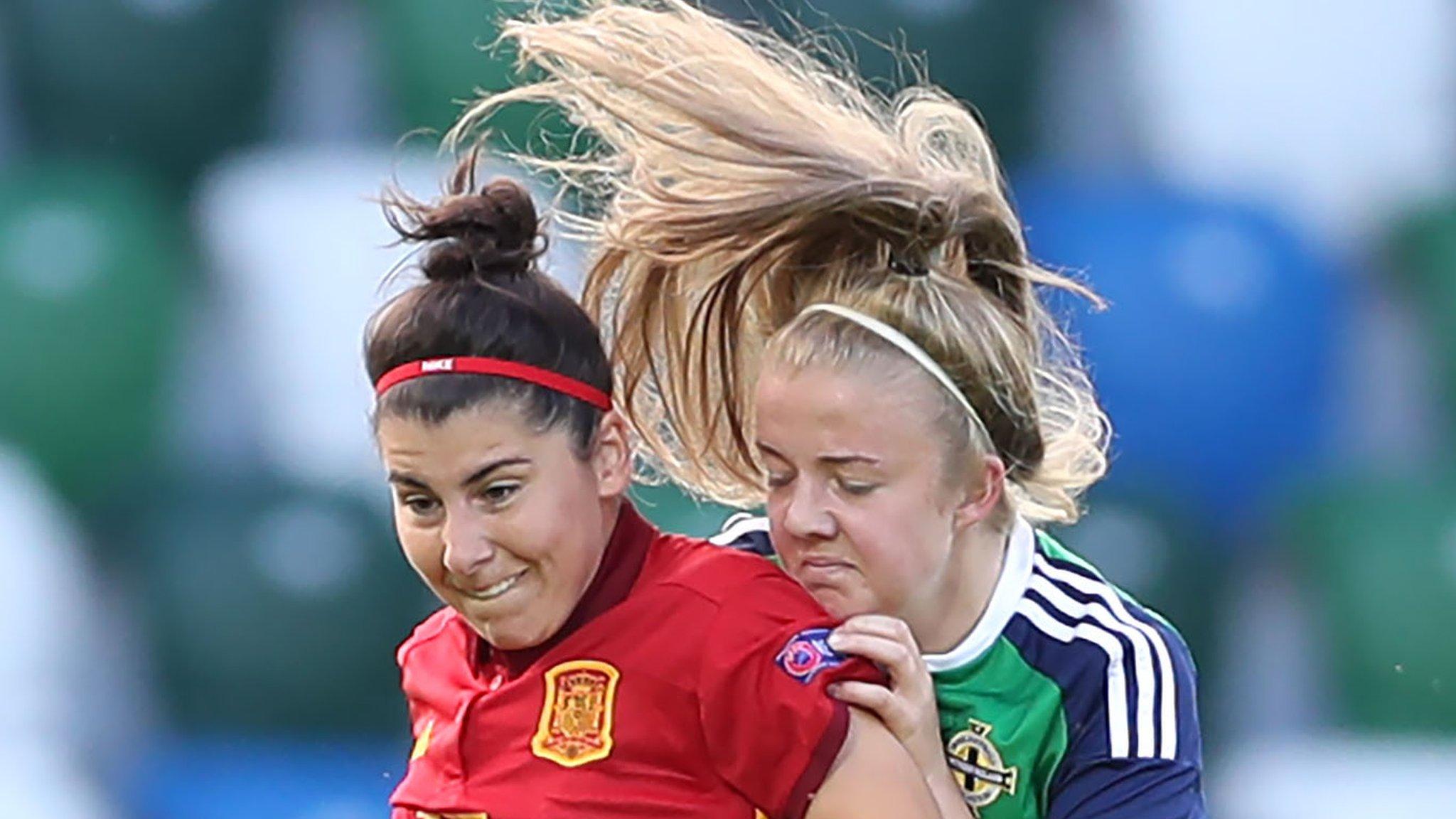 Spain beat hosts Northern Ireland in U19 opener