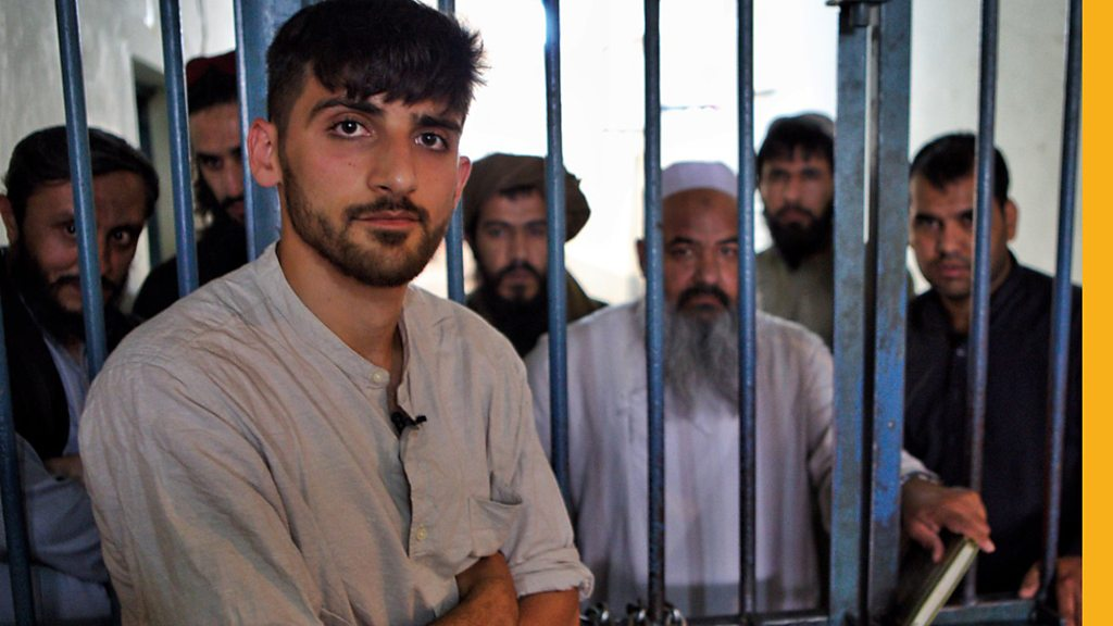 World's Most Dangerous Cities: Behind bars with the Taliban