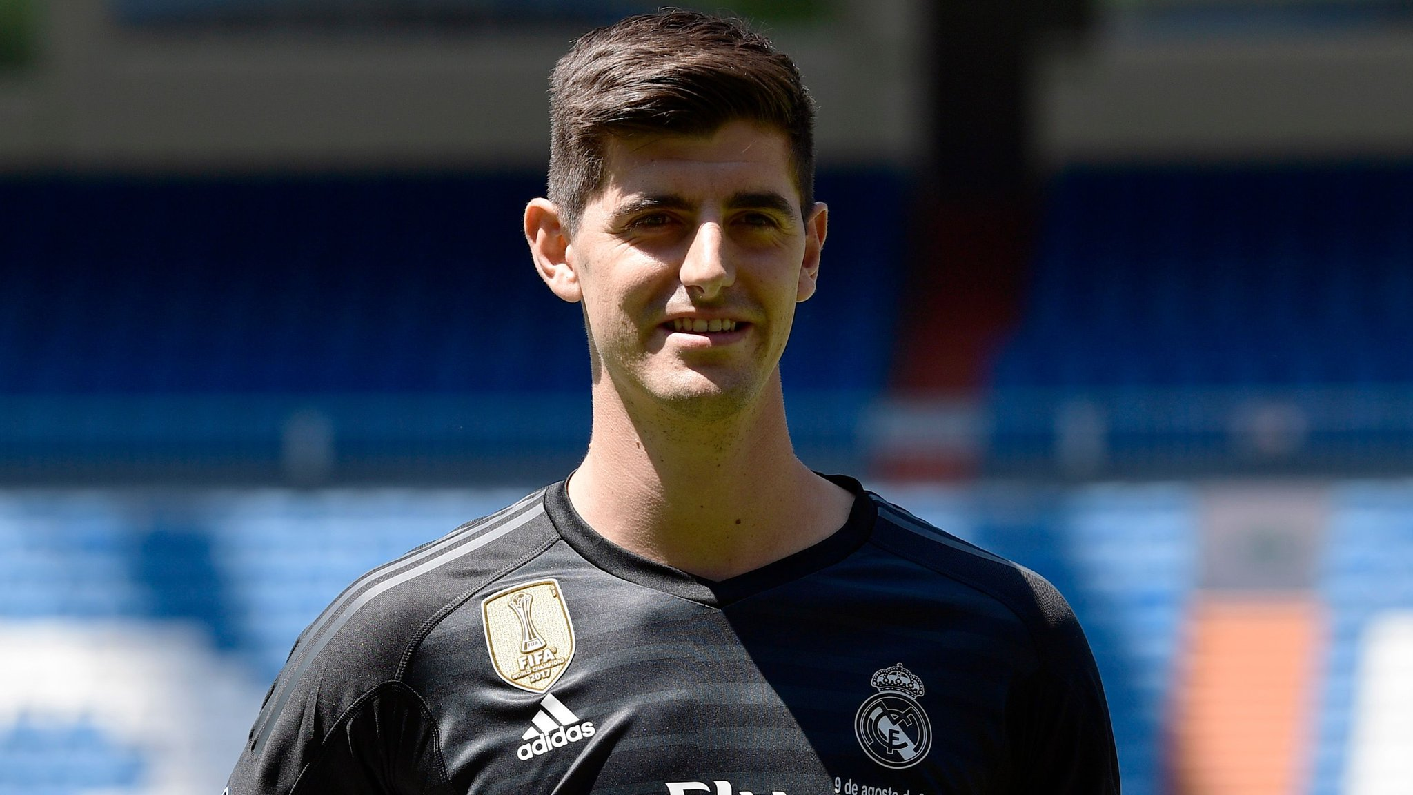 Courtois signs six-year deal at Real Madrid as Kovacic joins Chelsea