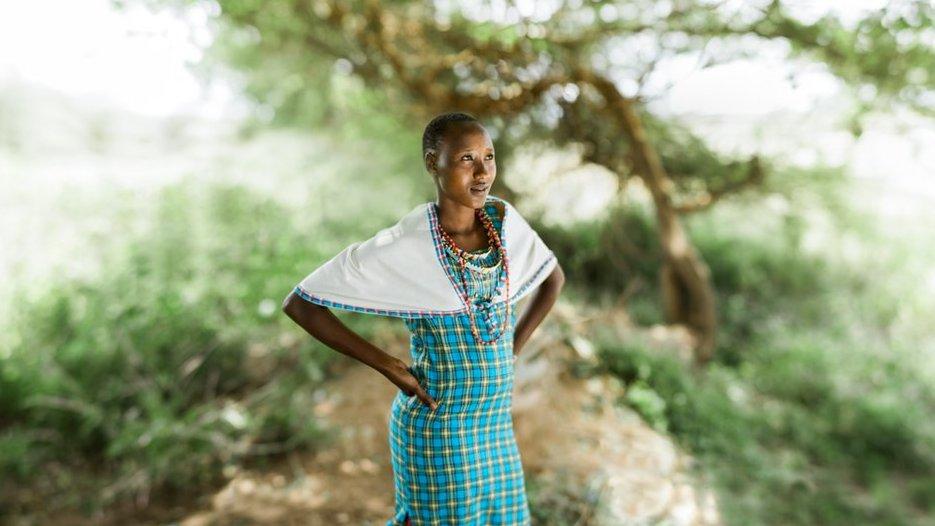 د کینیا نجونې او د راتلونکي په اړه یې نظر