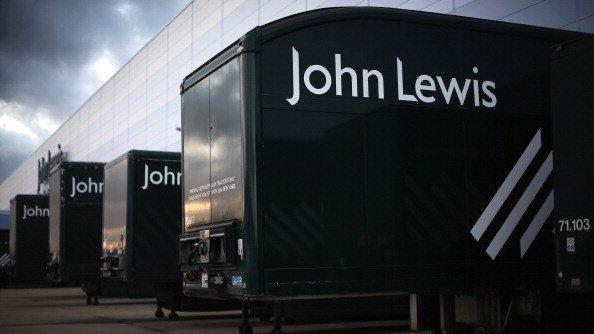 John Lewis staff bonus cut again