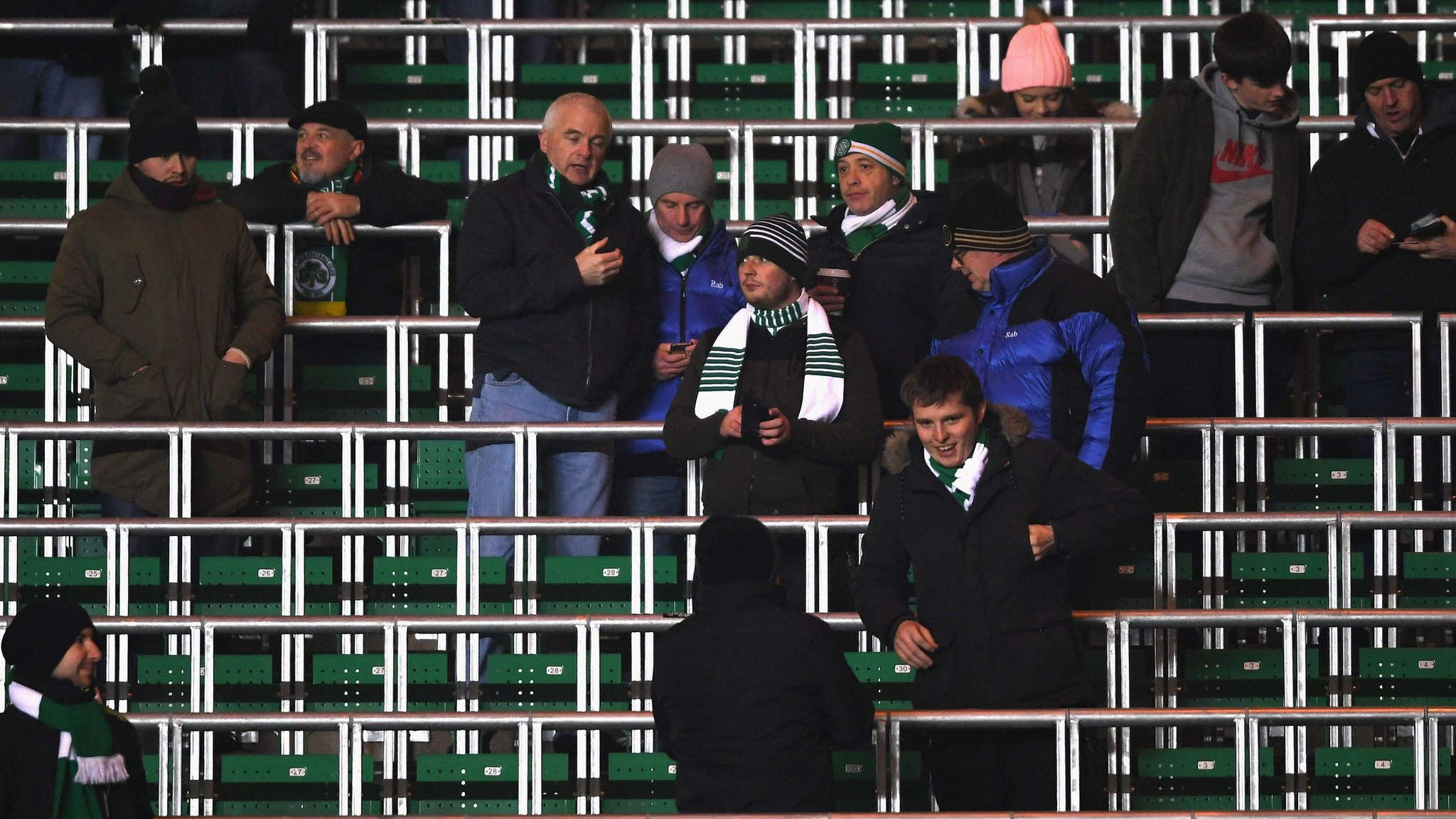 Safe standing: Government remains 'unconvinced' by case
