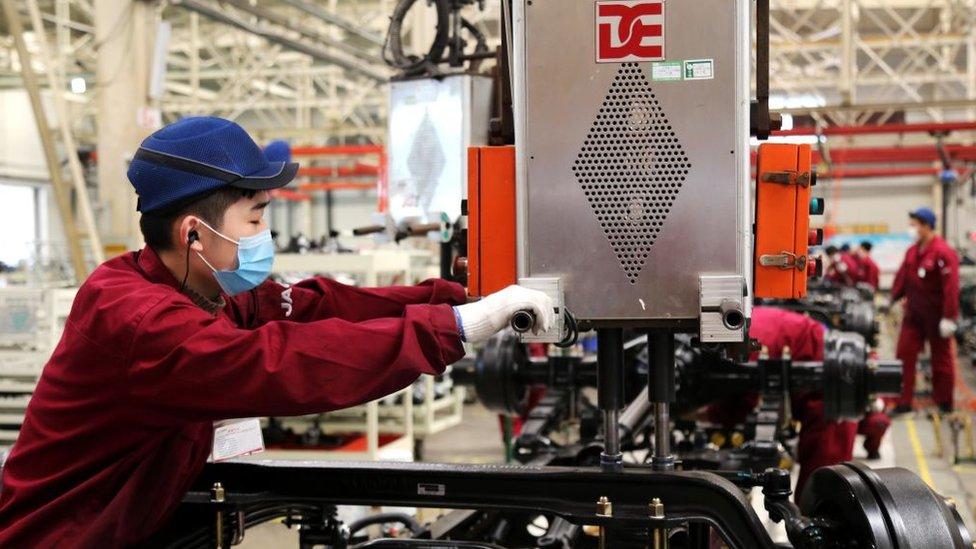 Economía china: 4 claves del notable crecimiento del país asiático tras los  cierres por la pandemia - BBC News Mundo