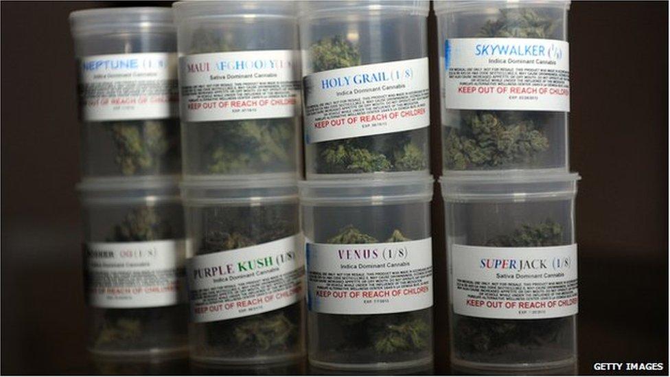 Canadá permite el uso de la marihuana con fines medicinales desde 2001