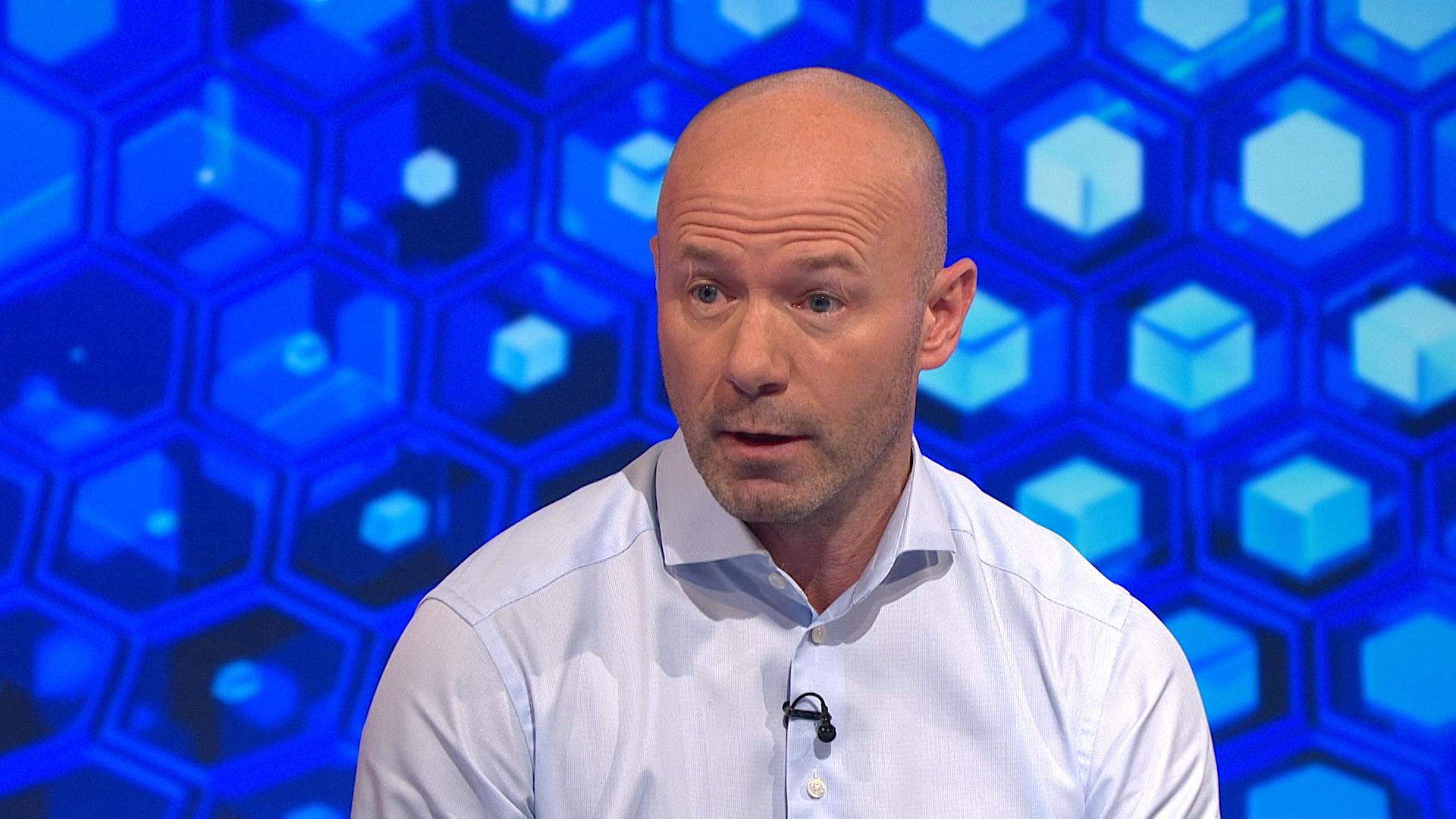 Alan Shearer says Newcastle United fans aren't get