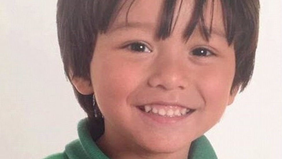 Spain attacks: Fears for missing child