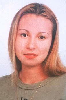 Linda Loaiza antes de ser secuestrada. (Foto: cortesía de Linda Loaiza)