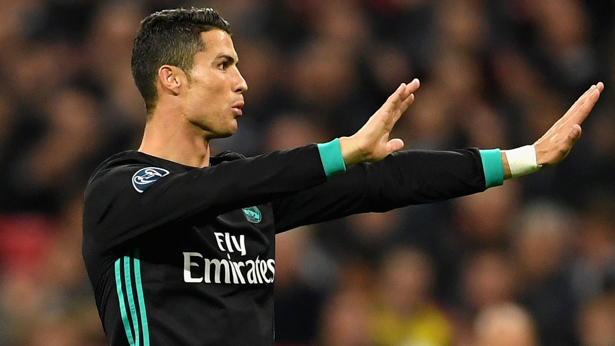 Ronaldo holds secret PSG talks - gossip