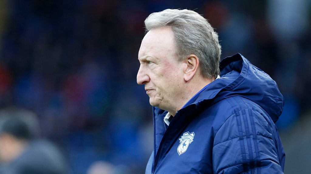 Cardiff City 0-0 Huddersfield Town: Neil Warnock has 'no complaints' with Cardiff point