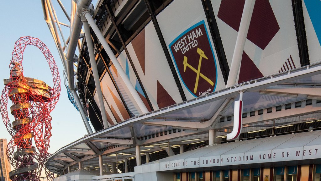 West Ham suspend 'Football Lads' march coach