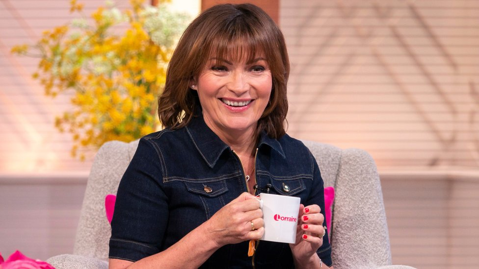 Lorraine Kelly, tax law and how celebrities build public personas