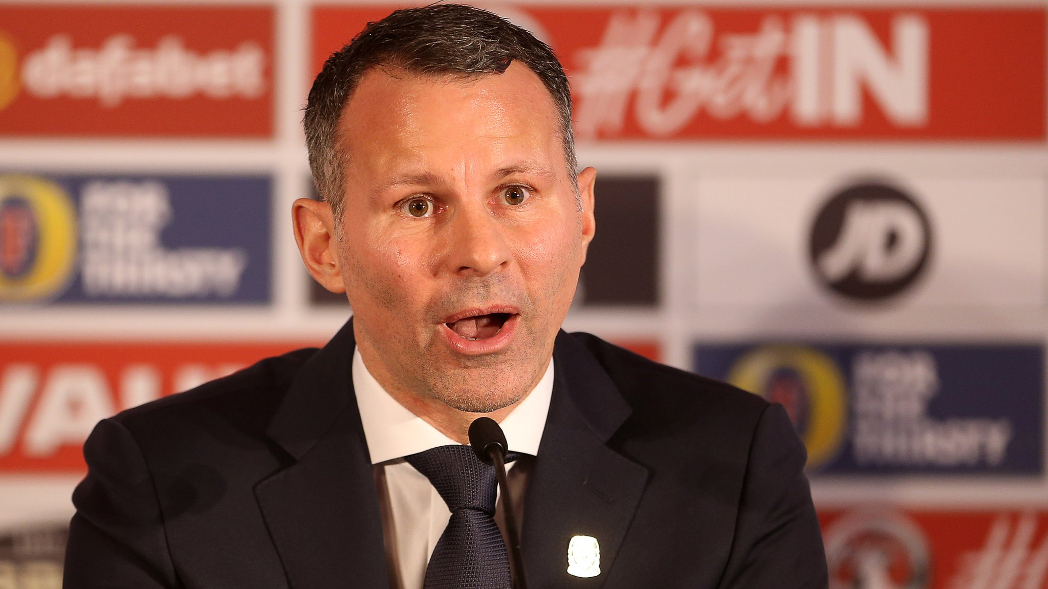 Desire burns inside me and criticism is unfair, says new Wales boss Giggs