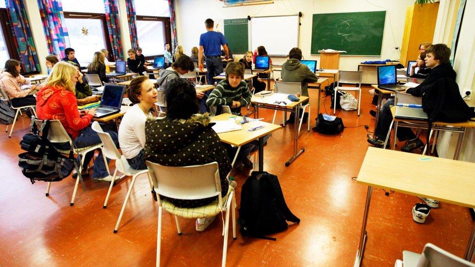 La educación en los países nórdicos ha sido admirada en muchas partes del mundo.