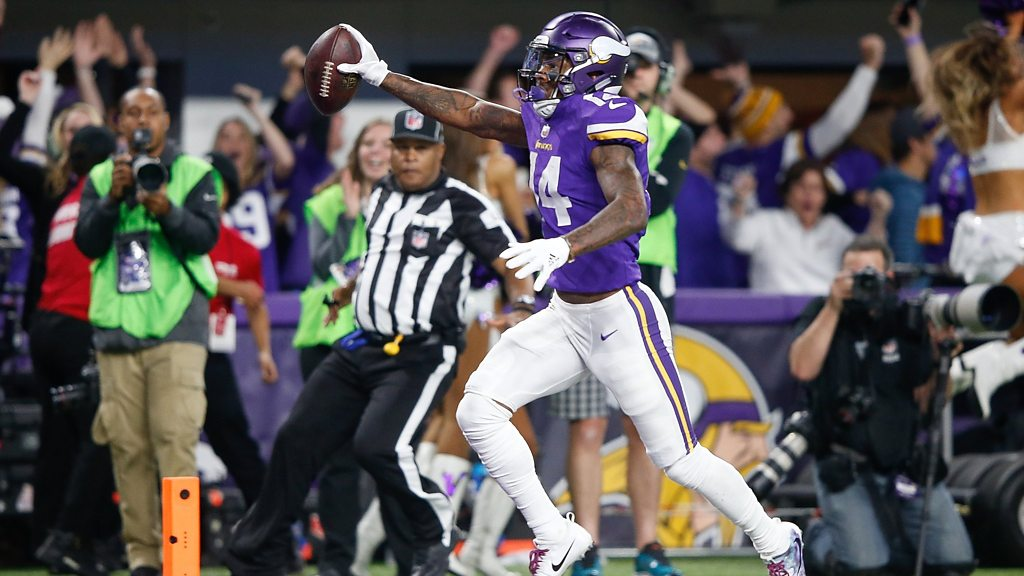 NFL: 'The Minnesota Miracle' - watch the Vikings' incredible last-gasp win