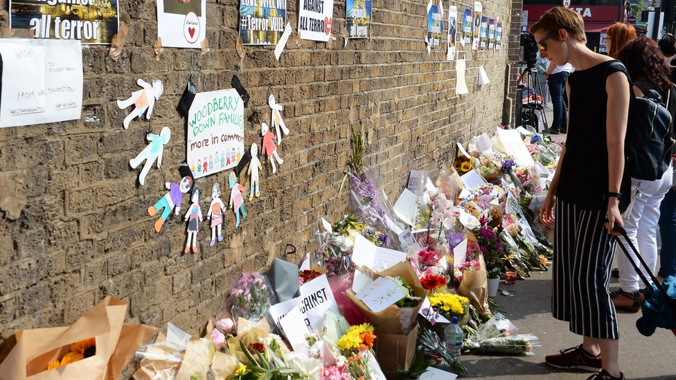 Finsbury Park attack: Minute's silence held to mark anniversary
