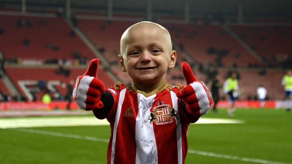 Terminally ill Sunderland fan to be England qualifier mascot