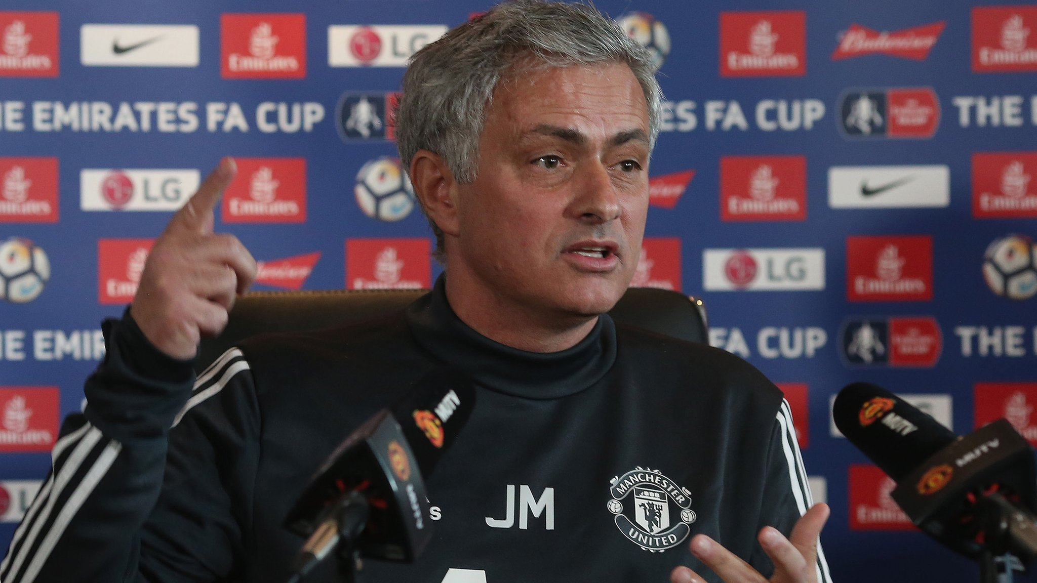 'I am alive' - Mourinho reacts to Champions League exit