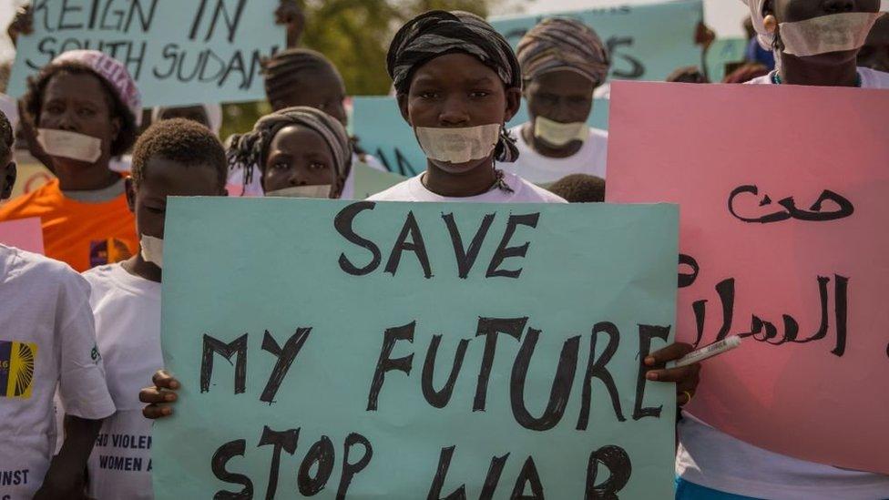 الأمم المتحدة: إجبار أطفال على مشاهدة أمهاتهم يتعرضن للاغتصاب في جنوب السودان