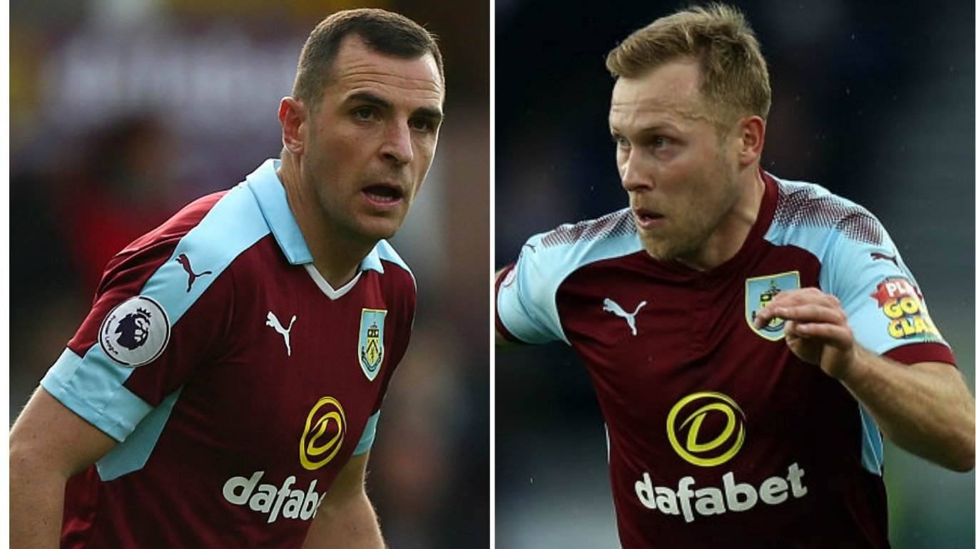 Arfield and Marney to leave Burnley at end of season
