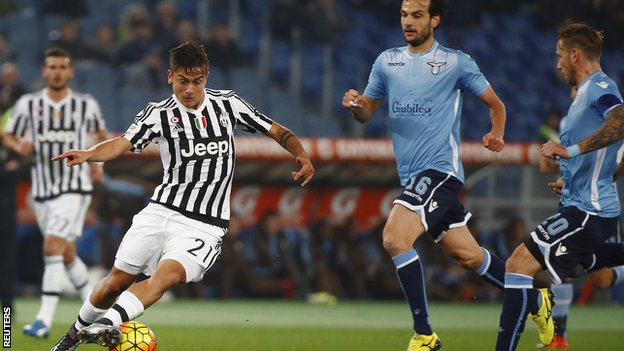 Video: Lazio vs Juventus