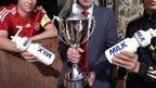 Milk Cup trophy