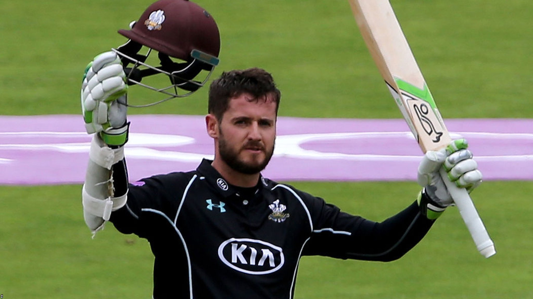 Davies leads Surrey into One-Day Cup final