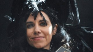 BBC News - PJ Harvey headlines Green Man 15th anniversary festival