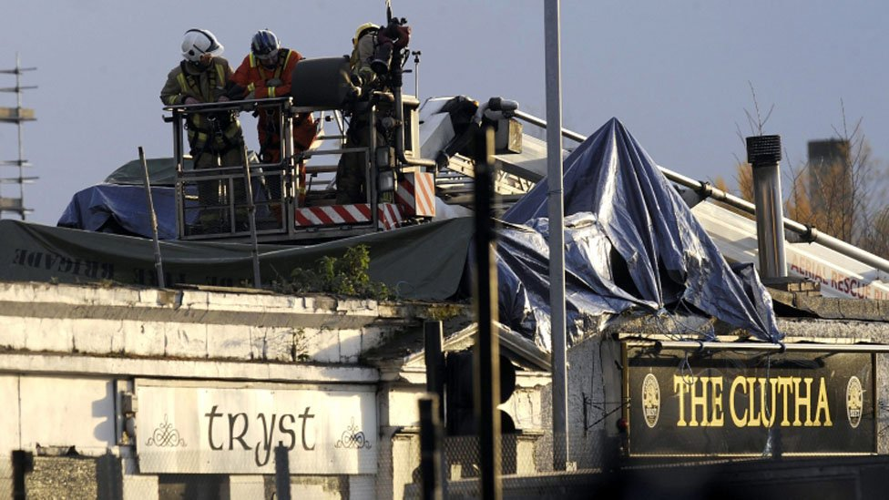 Clutha Inquiry: 'No evidence' of helicopter fuel contamination