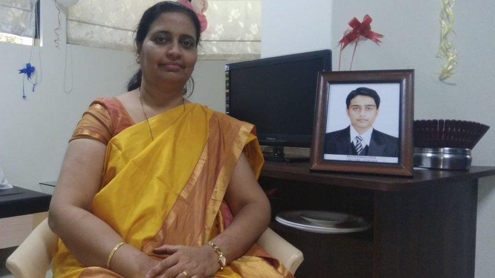 هندية تستخدم السائل المنوي لابنها المتوفي لتصبح جدة