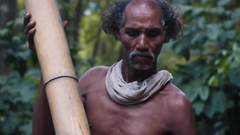 Kerala floods: Tribal chief who refuses to leave the forest