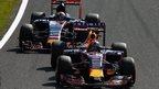 Red Bull quit threats odd - Hamilton