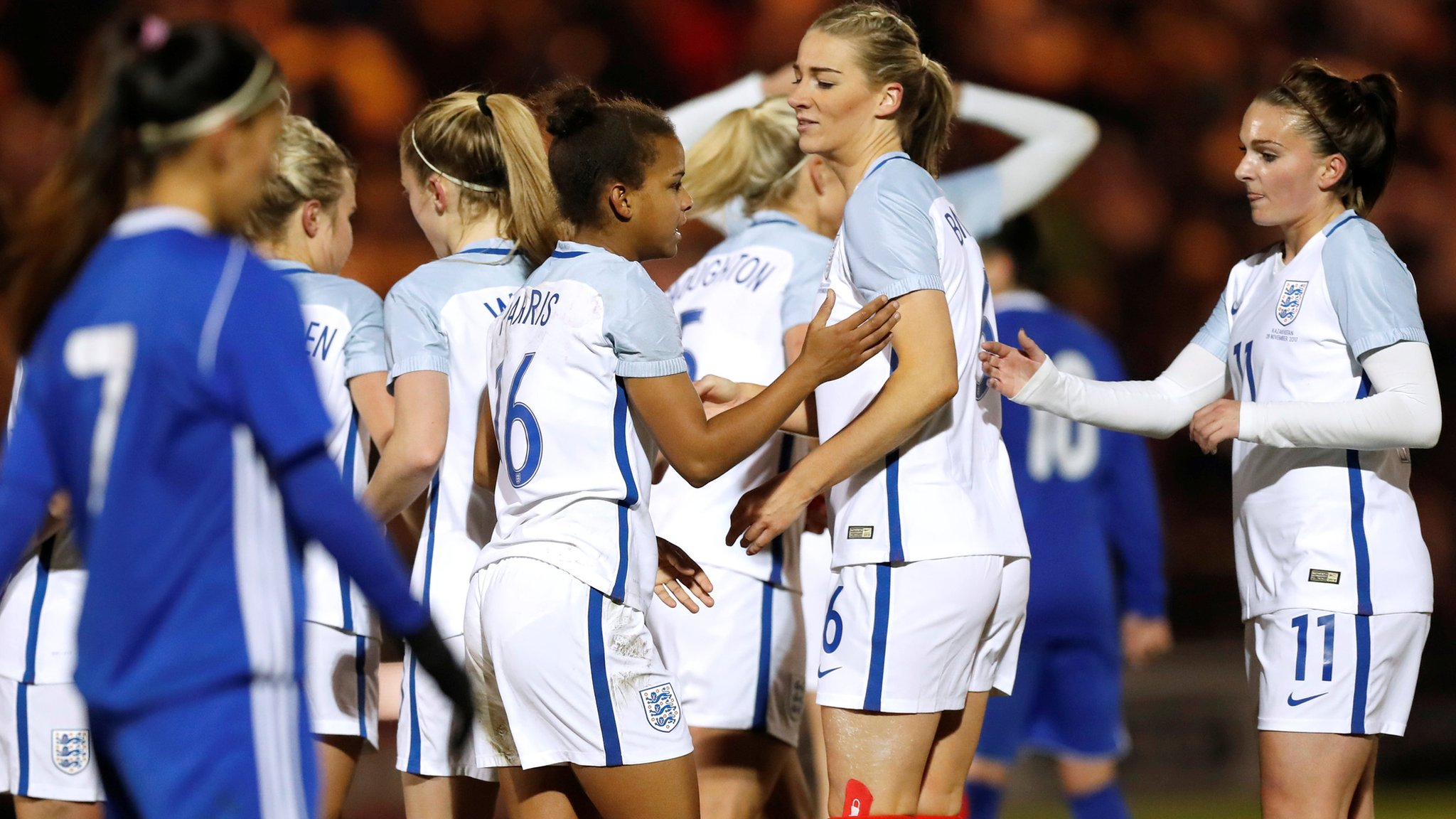 'We have plenty of candidates for England job - but not a lot are women'