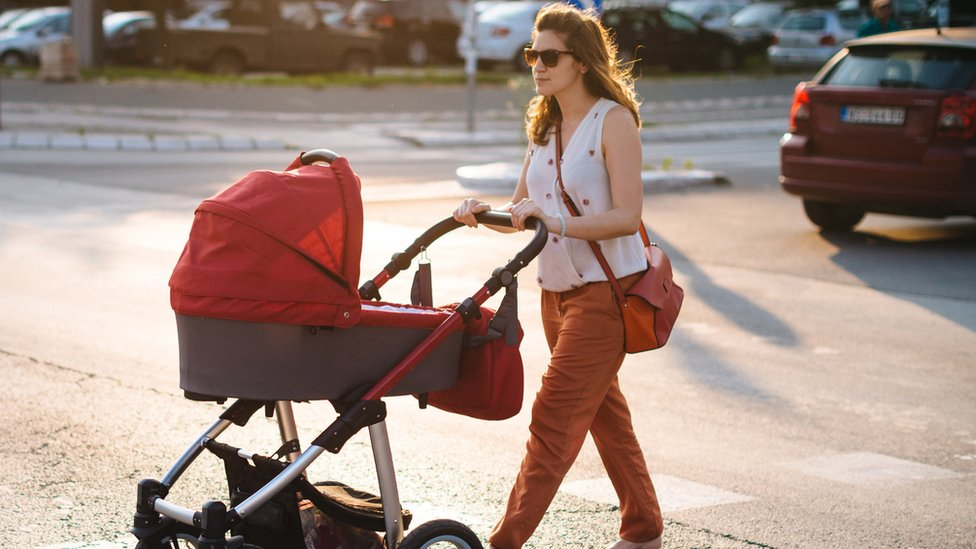 Babies in prams 'exposed to more pollution'