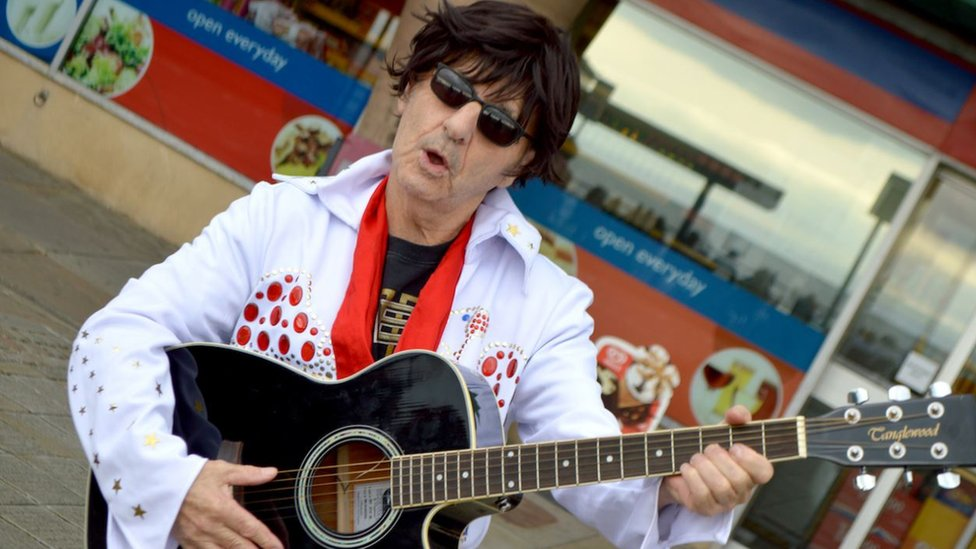 In pictures: Elvis festival in Wales