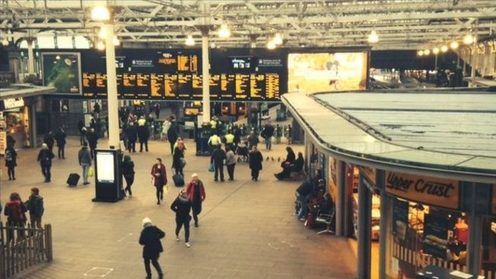 ScotRail customers facing problems collecting pre-paid tickets