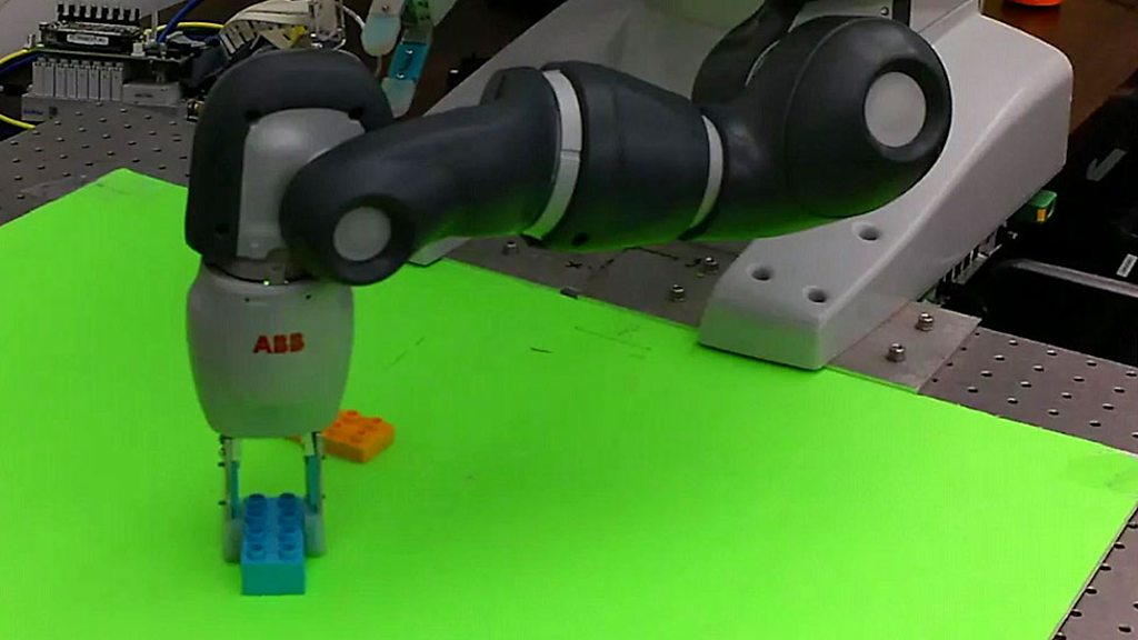 The robot that can pick up virtually any object