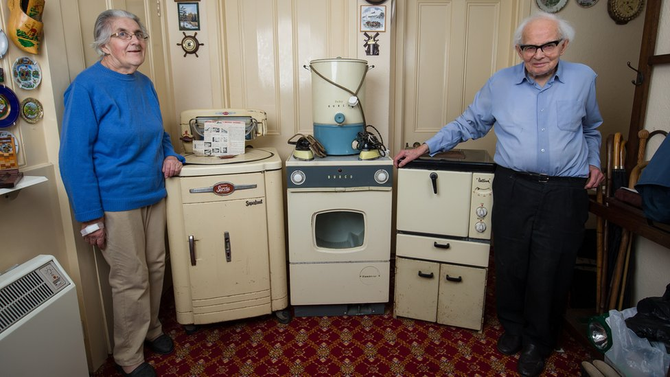 1950 appliances