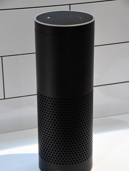 Dispositivo de Amazon Echo