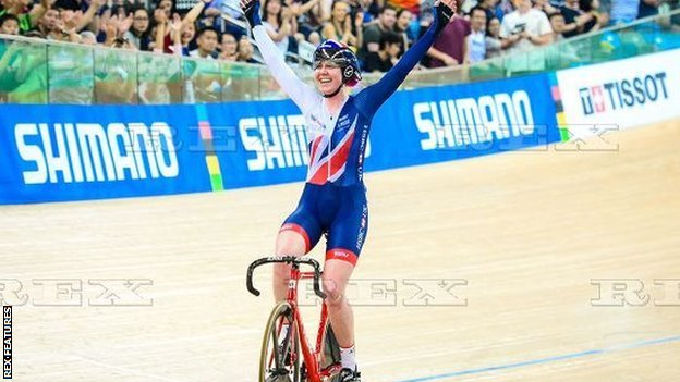 Olympic champion Katie Archibald hoping for more solo outings