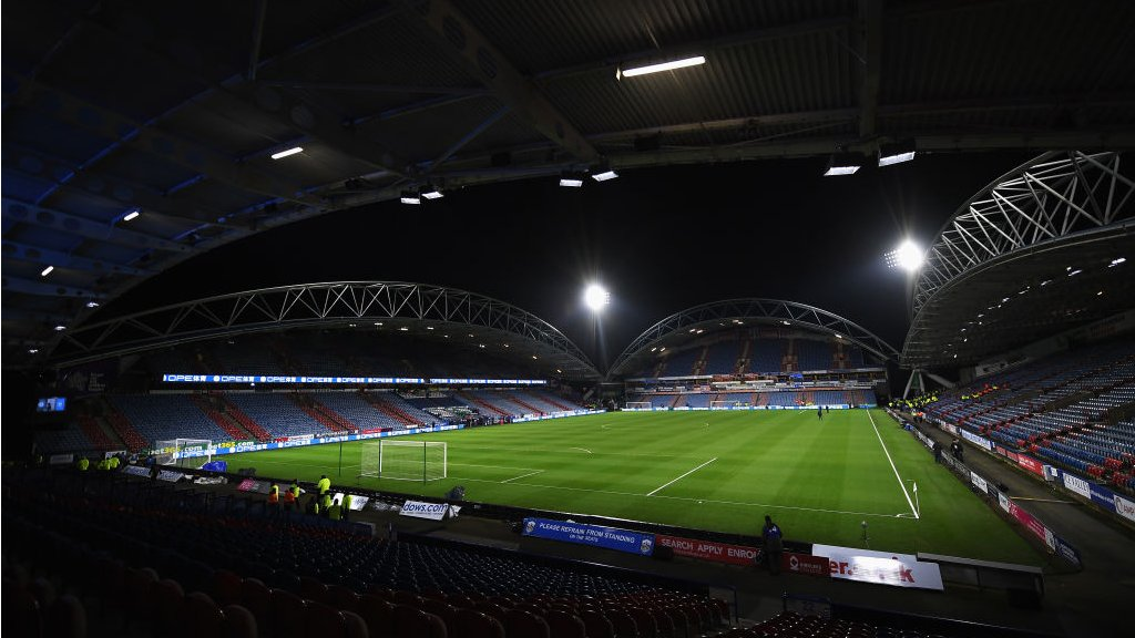 Huddersfield chairman to sleep on stadium concourse for homeless charity