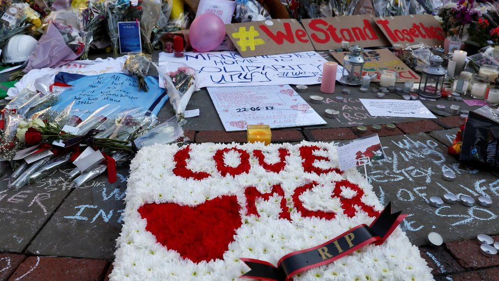 How has the arena attack changed Manchester?