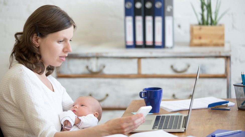 Call for 'decently paid' maternity leave