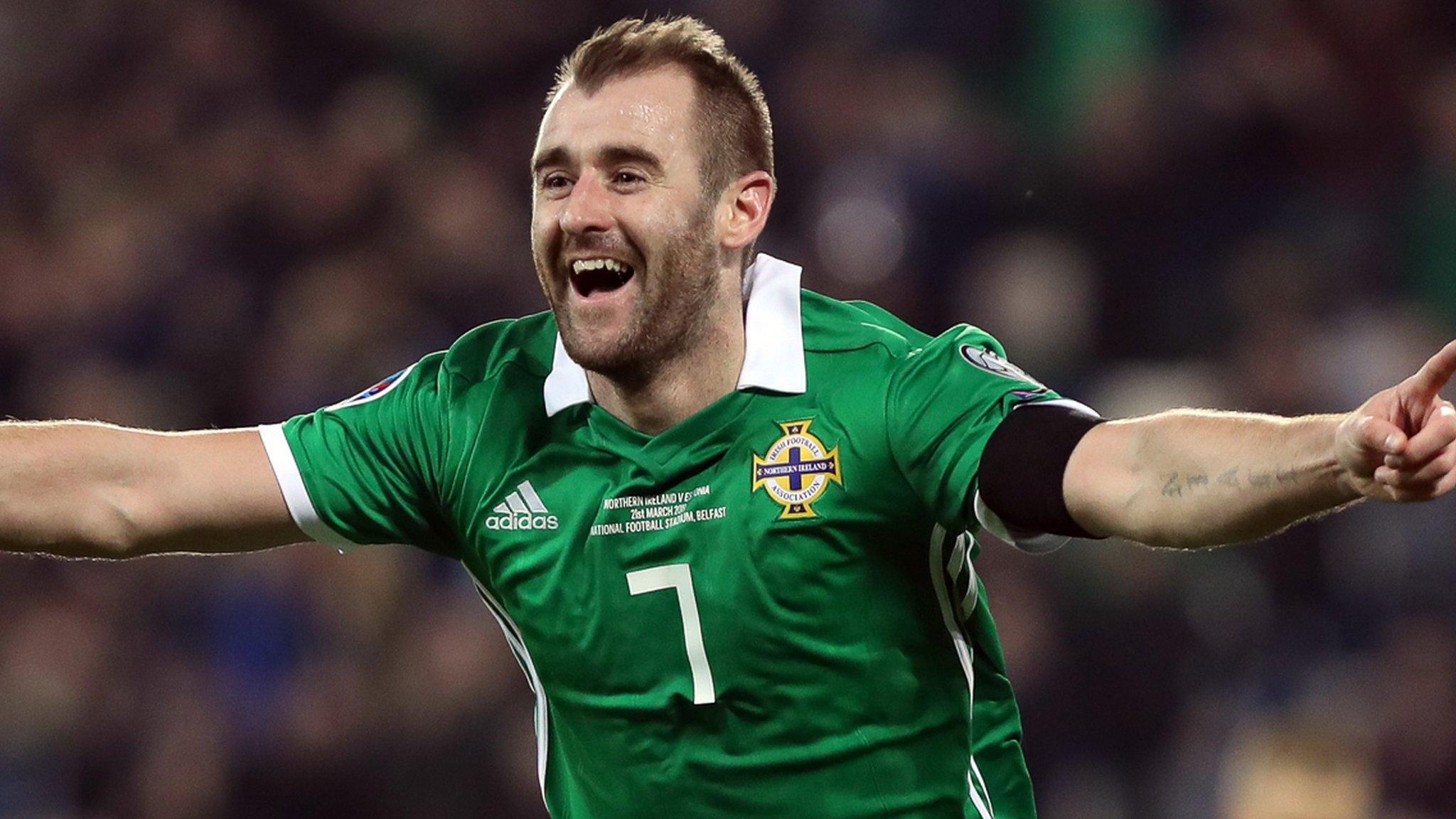 Northern Ireland defeat Estonia in Euro 2020 opener
