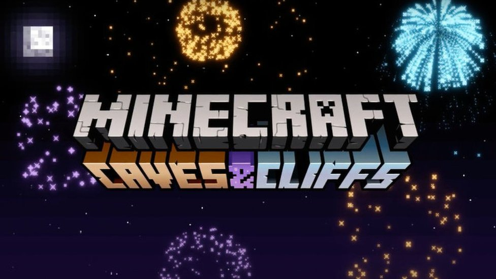 Minecraft: Caves & Cliffs update to be released in two parts - CBBC  Newsround